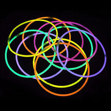 "200 22"" Glow Necklaces Premium Light Stick Party Favor"