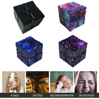 Magic EDC Cube For STRESS RELIEF Fidget Anti Stress Anxiety Adult Kids Fun Toys