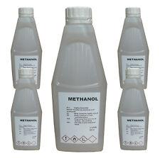 Azure Methanol Pure 99.85% ACS Methyl Alcohol Common Laboratory Solvent - 1L x 5