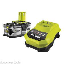 Ryobi RBC18L40/1 18v 4.0Ah Li-ion Battery & Charger RB18L40 BCL1418H