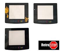 GameBoy Color - GBC Display Plastik Glas Ersatz - Game Boy