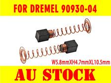 Carbon Brushes for Dremel 90930-04 100 215 200 275 285 300 395 595 3000 7200 AU