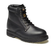 Dickies Mens Cleveland Safety Work Boots Size UK 4 - 13 Black Brown FA23200