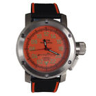 Soviet Military  Mens Watch K- 278 Mike Soviet Nuclear Submarine Navy Automatic
