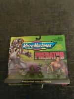 1996 GALOOB MICRO MACHINES - PREDATOR COLLECTION 2