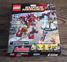 "LEGO Marvel Super Heros ""The Hulk Buster Smash"" IRONMAN 76031"