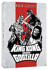 Steelbook KING KONG CONTRE vs. GODZILLA Edition Limitée 2 Boîte DVD Metalpak