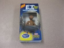 E.T. Bendable Figure Promo from Kraft Macaroni and Cheese 2002 Collectible Alien