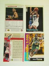 Upper Deck 1995 ~ Collectors Choice N.B.A Basketball Trade Card Variants (e22)
