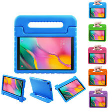 """Kids Shockproof Stand Case For Samsung Galaxy Tab A A6 A8 S E 4 3 7"""" 8"""" 9"""" 10.1"""""""