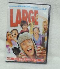 DVD LARGE nog nieuw in gesealde verpakking