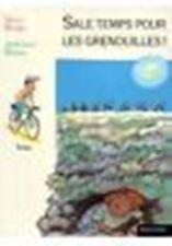 Sale Temps Pour Les Grenouilles !  * Gilles FRESSE  Pleine Lune NATHAN 9 /13 ans