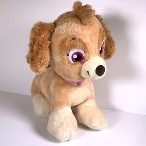 Build a Bear Paw Patrol Skye dog soft plush cuddly teddy toy