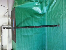 1987-1993 Ford Mustang Convertible Top Tension Retainer RearTrim Stick METAL