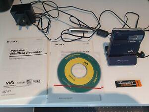 Sony MZ-N1 Net MD Walkman MiniDisc Recorder Player