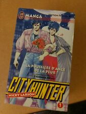 City Hunter - J'ai Lu - Tomes 1 à 5