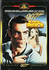 James Bond 007 nº  1: AGENTE 007 CONTRA EL DR. NO con Sean Connery. 1962