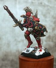 Ragnar Runeshield, Chaos Lord/Hero for Warrior of Chaos warhammer fantasy army