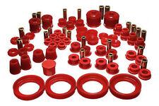 Energy Suspension Bushing Kit FOR PRELUDE SH 97-01 16.18113R (Red)