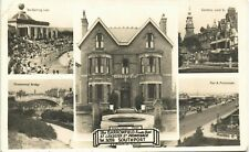 Southport. Barrowfield Private Hotel, 37 Leicester Street in Arrow Series.