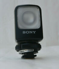 Sony HVL S3D Camcorder Video light flash Sony Camcorder original