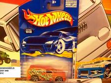 HOT WHEELS 2001 FE #36 CARD #48 -1 FANDANGO ORNG 01CA