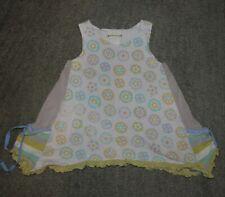 Matilda Jane Toddler Girls Pinwheel Trapeze Top- Size 2 - GUC