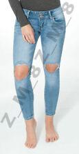 Jeans da donna sbiaditi Taglia 42