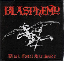 Blasphemy - BMS Desecrator Demon Patch Deiphago Beherit Sarcofago Deicide Von