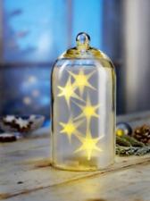 Lichterkette Tischdeko Glocke Fensterdeko Weihnachtsdeko Weihnachtsbeleuchtung