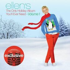 Ellen's the Only Holiday Album You'll Ever Need Vol. 1 Various Artists (CD 2014)