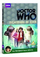 DR WHO 107 (1979) - NIGHTMARE OF EDEN - TV Doctor Tom Baker + Romana  NEW DVD UK