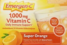 Emergency, Emergen C - packets STAY HEALTHY Vitamin C FAST SHIP (FIGHT FLU)