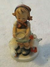 "Vintage Goebel Hummel ""Be Patient"" Figurine"