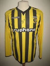 Vitesse MATCH WORN Holland SIGNED football shirt soccer jersey serbia size M