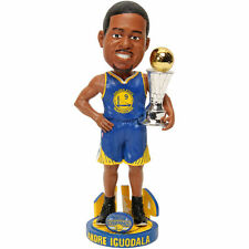 Andre Iguodala Bobblehead Golden State Warriors 2015 NBA Finals MVP Trophy