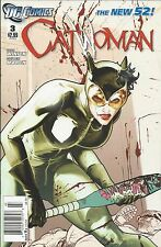 Dc Catwoman comic issue 3 The new 52!