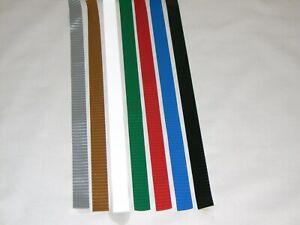 Akkordeon Ersatzteile *Kaliko*Balgeinfassungsstreifen*19mm breit*glatt