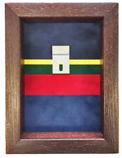 Small Royal Marines Medal Display Case for 2 Medals