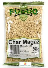 CHAR MAGAZ - MELON SEEDS - DRIED MELON SEED - CHARMAGAZ - FUDCO - 300g