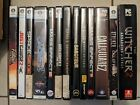 Computer Pc Game Lot (games For Windows)