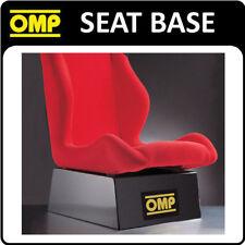 X/963 OMP RACING SEDILE RIBALTABILE Display Supporto Base per associare 1 OMP Secchio Sedile Da Corsa