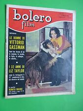 BOLERO 1964 887 Renata Mauro Abbe LAne Vittorio Gassman