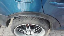für FIAT x2 Radlauf Verbreiterung Kotflügelverbreiterung Leisten CARBON Look set