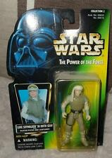 KENNER TOYS STAR WARS  Luke Hoth gear Power of force figures 1998