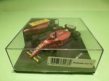 GAP RACING CARS FERRARI 412T2 - AGIP No 28 - F1 RED 1:43 - NEAR MINT IN BOX