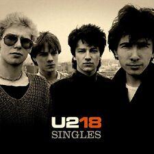 U2 18 SINGLES-CD