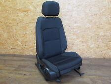 Driver's Seat Front Right Seat Heating Fabric brown FWE VW Bassat B8 original