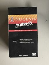 Nugenix Thermo - Extreme Metabolic Accelerator, Fat Burner, Thermogenic for Loss