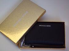 MICHAEL KORS Damen Geldbörse Handyfach Modell: GIFTABLES  schwarz